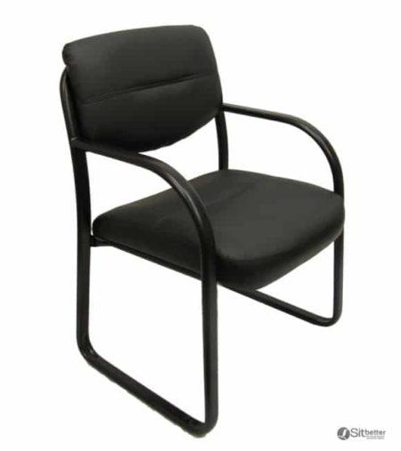 Boss B9529 Sled base Guest Chair